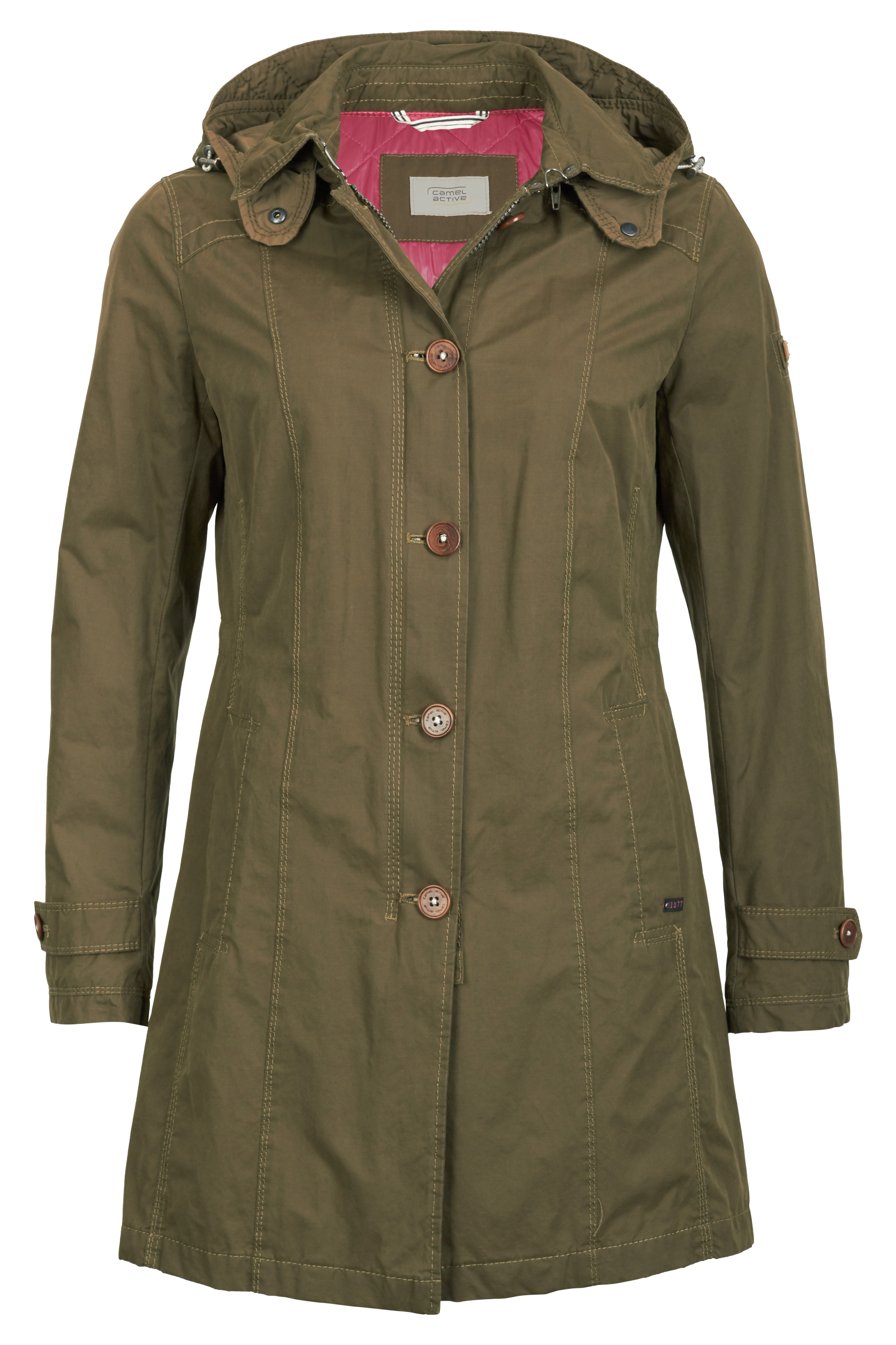 ActiveShoeWorld.de  Trenchcoat