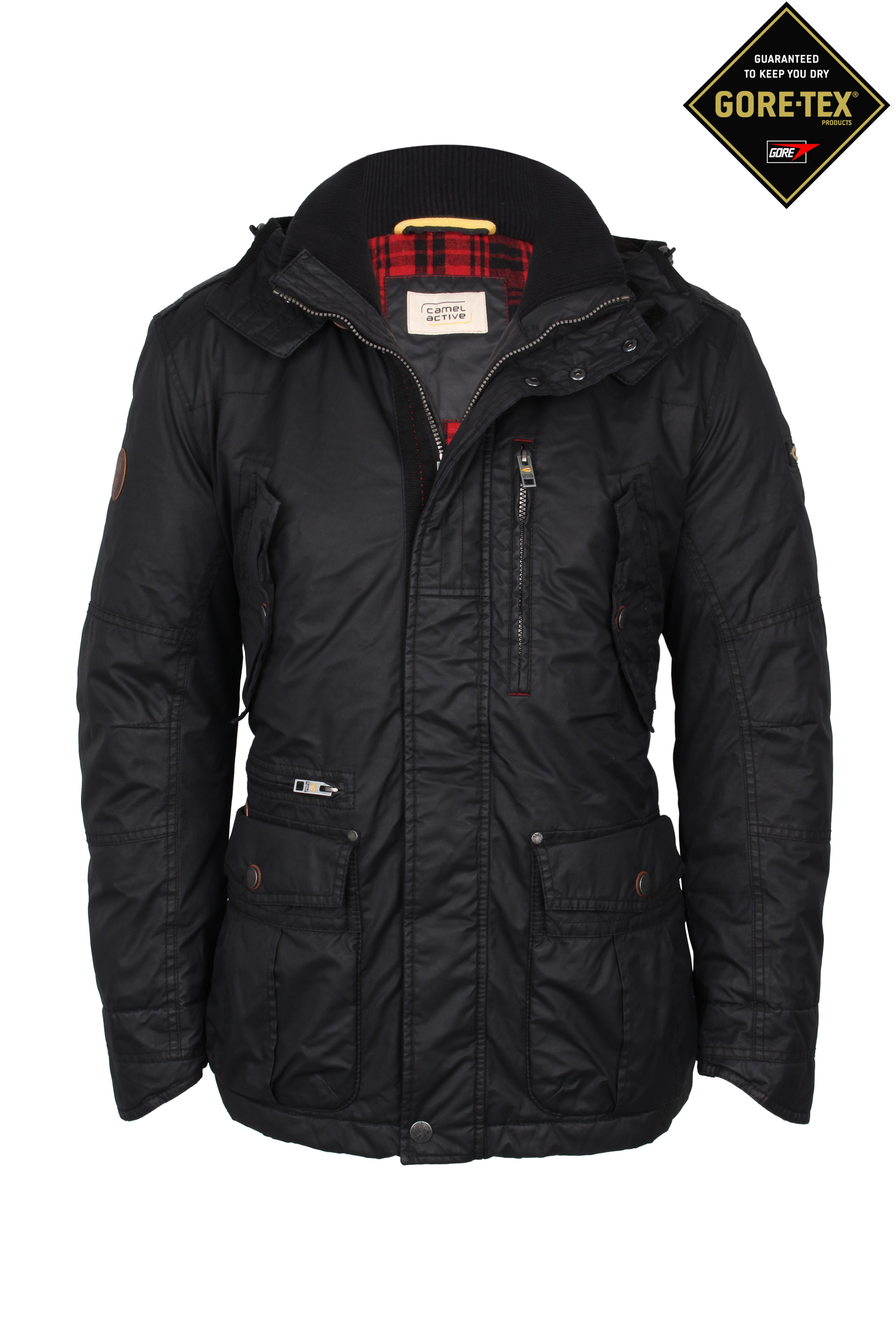 ActiveShoeWorld.de  camel active Jacke Gore-Tex®