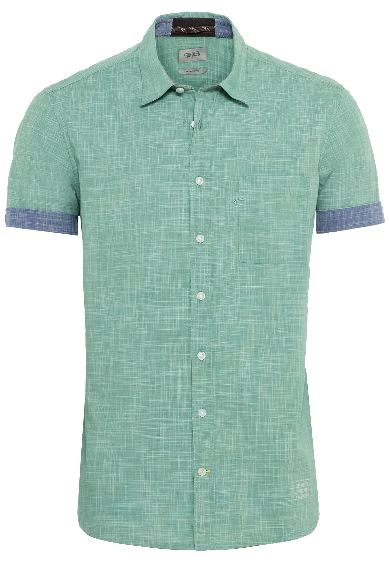 Κοντομάνικο πουκάμισο Kent Uni